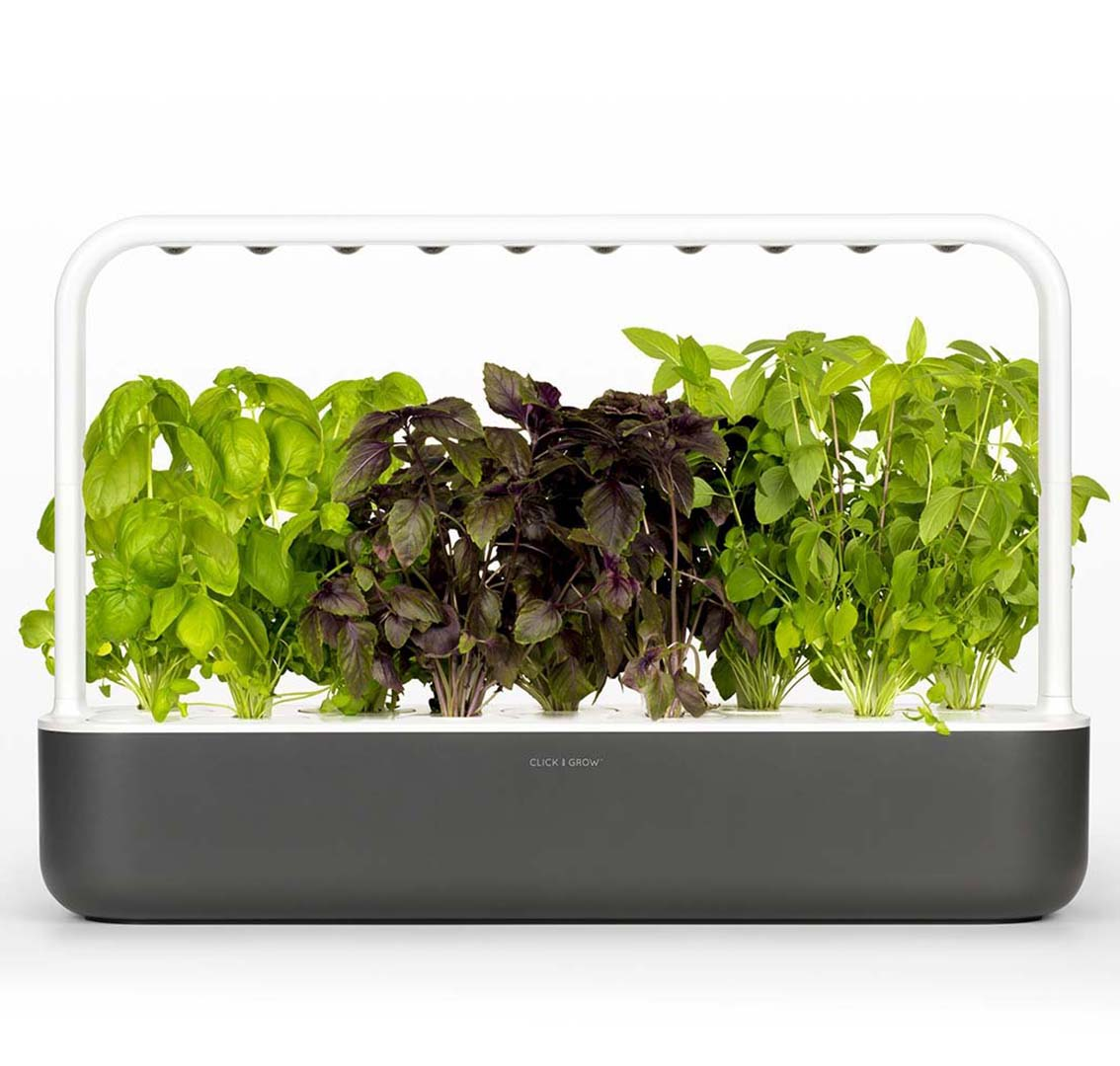 Smart Garden 9 Dark Grey